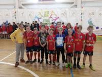 Удачный старт школьного спортивного сезона 2021-2022 года