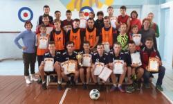 Районный турнир по мини-футболу - 2019